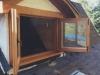 Custom bedroom egress window